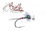 Tungsten Pheasant tail black