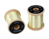 Colour Wire Gold 0,1