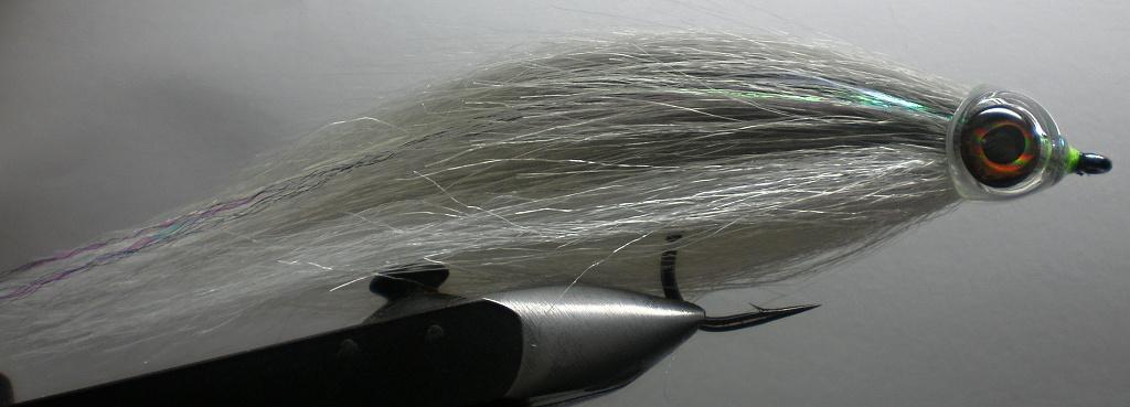 Fish Mask Bílá ryba