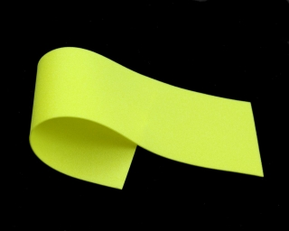 Razor Foam, Yellow 2 mm