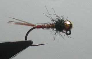 Tungsten Pheasant tail 2
