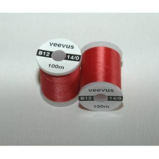 Veevus 14/0  B12 Pale Red