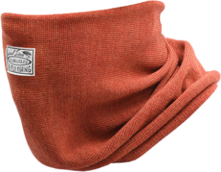 Willa SubzeroNeck Gaiter Burnt Orange