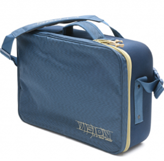 Hard Gear Bag - Navy Blue