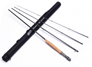 Discovery Fly rod 5/6 - 9 ft
