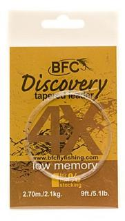 BFC Discovery Tapered Leader 4X / 270 cm